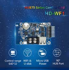 How to use WF-1 P10 RGB Controller